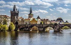10 destinos internacionais para a sua viagem de lua de mel: Praga