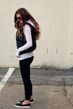 Cella Jane // Fashion + Lifestyle Blog: Basic Black and White