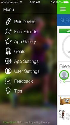 32 Best Health Dashboard images in 2015 | App ui design