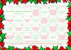 It's almost that time of year again… time to spread a little festive kindness. My Kindness Advent Calendar works just like a normal advent calendar but instead of the usual chocolate countdown, we …