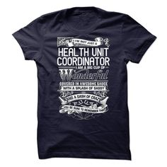 I'm Not Just A Health Unit Coordinator, I'm Big Cup Of Wonderful And A Dash Of Crazy T-Shirt, Hoodie Health Unit Coordinator