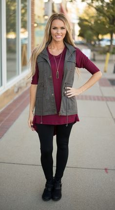 This amazing high quality vest is perfect for the fall and winter season. The layering options are endless! Pair it with a cute tunic and leggings or a basic long sleeve and jeans.SIZE CHART:X Small: 0-2Small: 4-6Medium: 6-8Large: 10-12X Large: 14