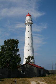 Tahkuna lighthouse, Hiiumaa, Estonia