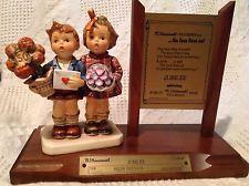 "Hummel Goebel ""Jubilee"" #416 Figurine (TM 6), 50-Year Hummel Golden Anniversary"