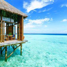 モルディブの新婚旅行でおすすめのホテル15選!水上コテージに泊まりたい♡ - GENIC WEB(ジェニックウェブ)