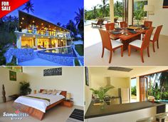 3-Bedroom villa for sale on Koh Samui, Thailand real estate. Land area: 590 sq. m. House area: 290 sq. m. Terraces & pool: 300 sq. m. Price: $454,000. Would you like to schedule viewing? Let me do it for you in #Samui. Any questions? #SamuiDaysGroup is here to assist you with the Samui properties!