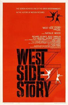 Saul Bass West Side Story