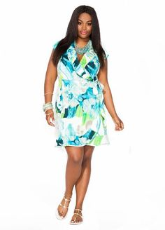 Ashley Stewart Women's Plus Size Ruffle Front Wrap Dress Modern Azure 1X Ashley Stewart,http://www.amazon.com/dp/B00D45PRL0/ref=cm_sw_r_pi_dp_VYQ2rb1549BGK5WK