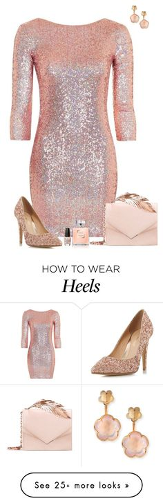 """""""Set 1895"""" by lapshi4ka on Polyvore featuring Topshop, RALPH & RUSSO, Head Over Heels by Dune, Pasquale Bruni and OPI"""