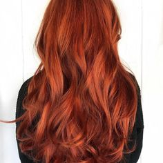 Comment with a  if you are feeling this fiery, multi-faceted #avedared from @distinctivesalonandspa. #redhair - - - - - #red #instabeauty #instahair #redhead #auburnhair #redhairdontcare #longhair #holidayhair #holidayhairstyles #hairinspo #hairinspiration #longhairdontcare #hairstyle #hairstyles #haircolor #haircolorist #avedastylist #avedasalon #aveda