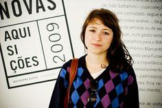 Artes Plásticas | Maria Lynch vem ganhando força com seu novo jeito retratar as artes. Se formou em 2008 e vem deslanchando pelo Brasil e pelo mundo.