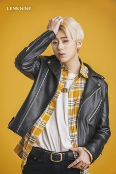 Zico for <ZICO X LENS NINE> Collaboration - Soda Lens