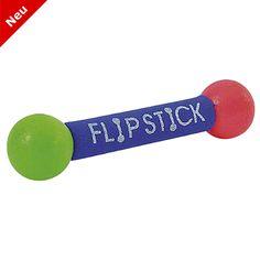 Augen-Hand-Koordination fördern mit Flipsticks!