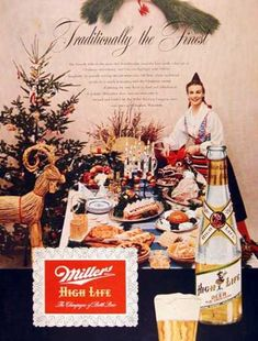 Miller High Life Beer #2 (1951)