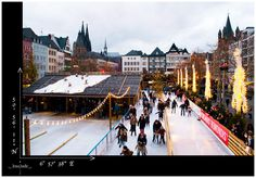 2 Days Until Christmas..  ..enjoy all the fun that the season brings!   #Christmas #Markets #Cologne #Germany #travel