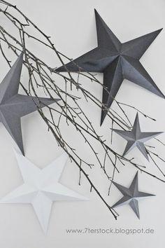 Gray | Grey | Gris | グレー | Grigio | серый | Gurē | Colour | Texture | Pattern | Style | Design | Composition | Stars