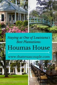 If you're heading to New Orleans, USA,  then Houmas House Plantation and Gardens should absolutely be on your list.  This beautiful plantation won't disappoint! #neworleans #louisianaplantations #plantationhomes #houmashouse #louisiana