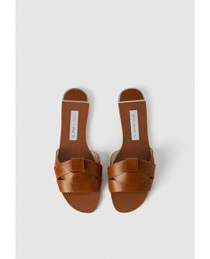 Chaussures de claquettes basiques avec n ud sur le devant for Claquette jean dujardin