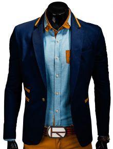Marynarki - Ombre Clothing