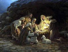 JESUS CRISTO É O CAMINHO! A VERDADE E A VIDA!: O Nascimento de Jesus...