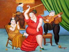 Botero en Bellas Artes
