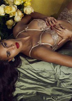 Agent Provocateur lush lingerie ♥♥
