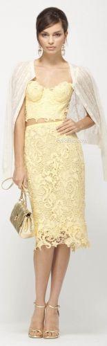 Ermanno Scervino Pre Collection 2013 - love the skirt