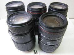 LS5-71BB SIGMA 70-300mm F4-5.6 レンズ まとめて5本 ジャンク_画像1