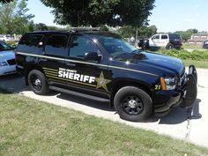 Rock County, Wisconsin Sheriff's Department by WI Squad Pics, via Flickr