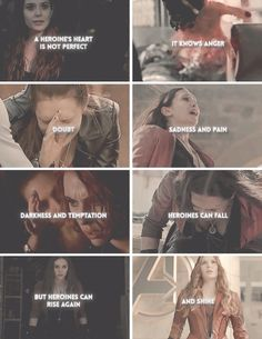 Heroines...