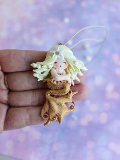 Jewellery For Wedding Product Polymer Clay Dolls, Polymer Clay Pendant, Kids Jewelry, Yoga Jewelry, Etsy Jewelry, Dreamland Jewelry, Mermaid Dolls, Fairy Dolls, Soft Dolls