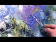 Igor Sakharov. Lezioni di pittura e disegno. Disegna Lilla. - YouTube