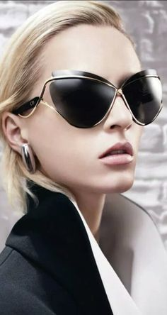 Christian Dior Sunglasses my favorite but if you can take that design into this shape and better photo