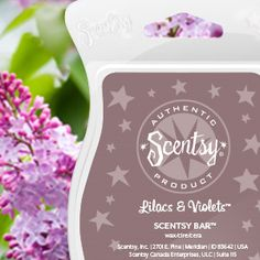 <p> Perfect combination of lilacs and violets – the smell of spring! #scentsy #siouxcity #Wicklessmolly </p>