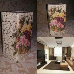 Продается ваза,прямоугольной формы! Цена 450грн.