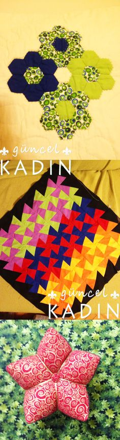 durmadan patchwork üretiyoruz..   patchwork istanbul