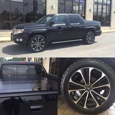 Honda Ridgeline came in for a few upgrades. #honda #ridgeline #houseofdubs… hondaofaventura.com