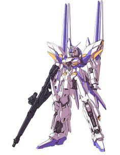 "MSN-001X ""Gundam Delta Kai"""