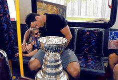 50 Adorable Pictures Of NHL Players With Kids That Are Going To Melt Your Hearts