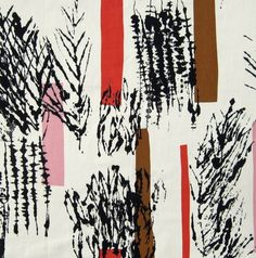 Lucienne Day - texture and pattern Motifs Textiles, Textile Prints, Textile Patterns, Print Patterns, Abstract Pattern, Pattern Art, Lucienne Day, Robert Rauschenberg, Pattern Illustration