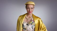 Watch this Woman Model 100 Years of U.S. Fashion in 2 Minutes  - ELLE.com