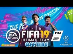 Latest The Return of PATCH FIFA 19 Mobile Offline Android Mod APK+Obb+Data MB Best HD Graphics soccer game. The size of this game is quite large but according to what is offered in this game. Cell Phone Game, Phone Games, Android Mobile Games, Free Android Games, Fifa Games, Soccer Games, Fifa 14 Download, Ronaldo Videos, Data Folders