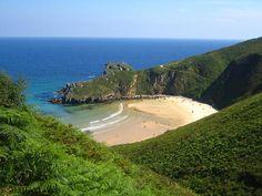 Playa Asturias - Torimbia, Niembro