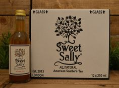 Buy a case of Sweet Sally Tea for you and/or a friend!Spiced Tea Case - 12x250ml via Sweet Sally Tea. Click on the image to see more!  #southernicedtea #unitedkingdom #London #startup #belsizepark #independent