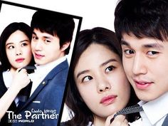 Partner | Partner Korean Drama Title: 파트너 / Partner Chinese Title : 伙伴/搭档 Genre: Law, romance Episodes: 16 Broadcast Network: KBS2 Broadcast period: 2009-June-24 to 2009-Aug-13 Air time: Wednesday & Thursday 21:55 Korean Drama List, Lee Dong Wook, King Kong, Drama Movies, Korean Actors, Kdrama, Acting, Tv Shows, Romance