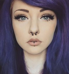 100 Popular Labret Piercings, Procedure, Aftercare, Jewelry awesome