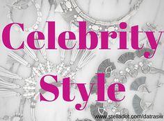 Stella & Dot - Celebrity Style.  Shop Stella & Dot at www.stelladot.com/datrasw