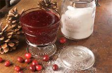 Sweetened Cranberry Puree