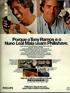 Anúncio Barbeador Philishave - 1979