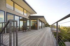 exteriors - contemporary - deck - san francisco - Mark English Architects, AIA